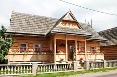 Chochołów: A Wooden Village