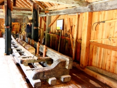 Traditional Sawmill