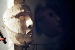 Mameli's Mask in Mamoiada